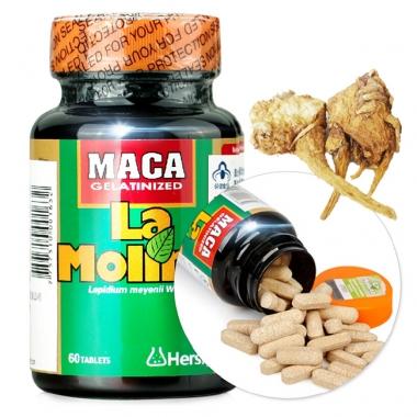 拉摩力拉玛卡片(840MG*60片)